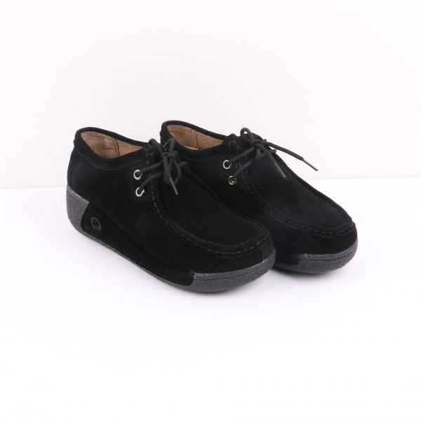 Sakura Wedges - Black
