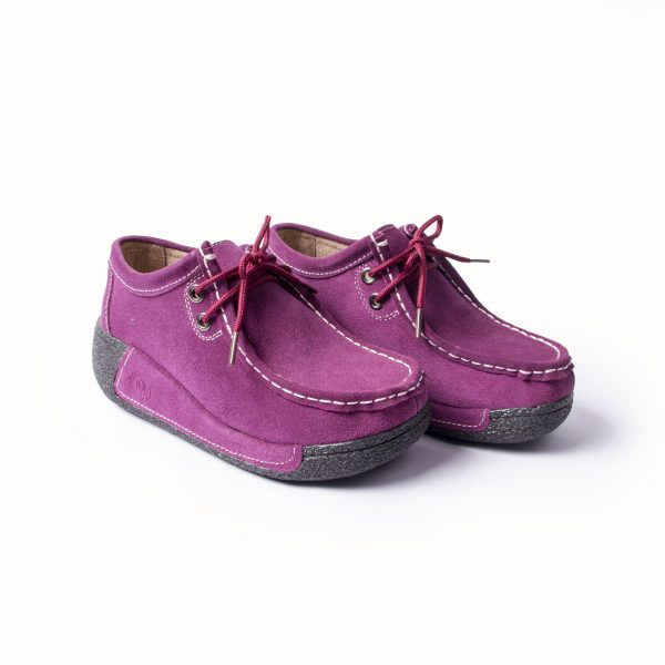 Sakura Wedges - Purple